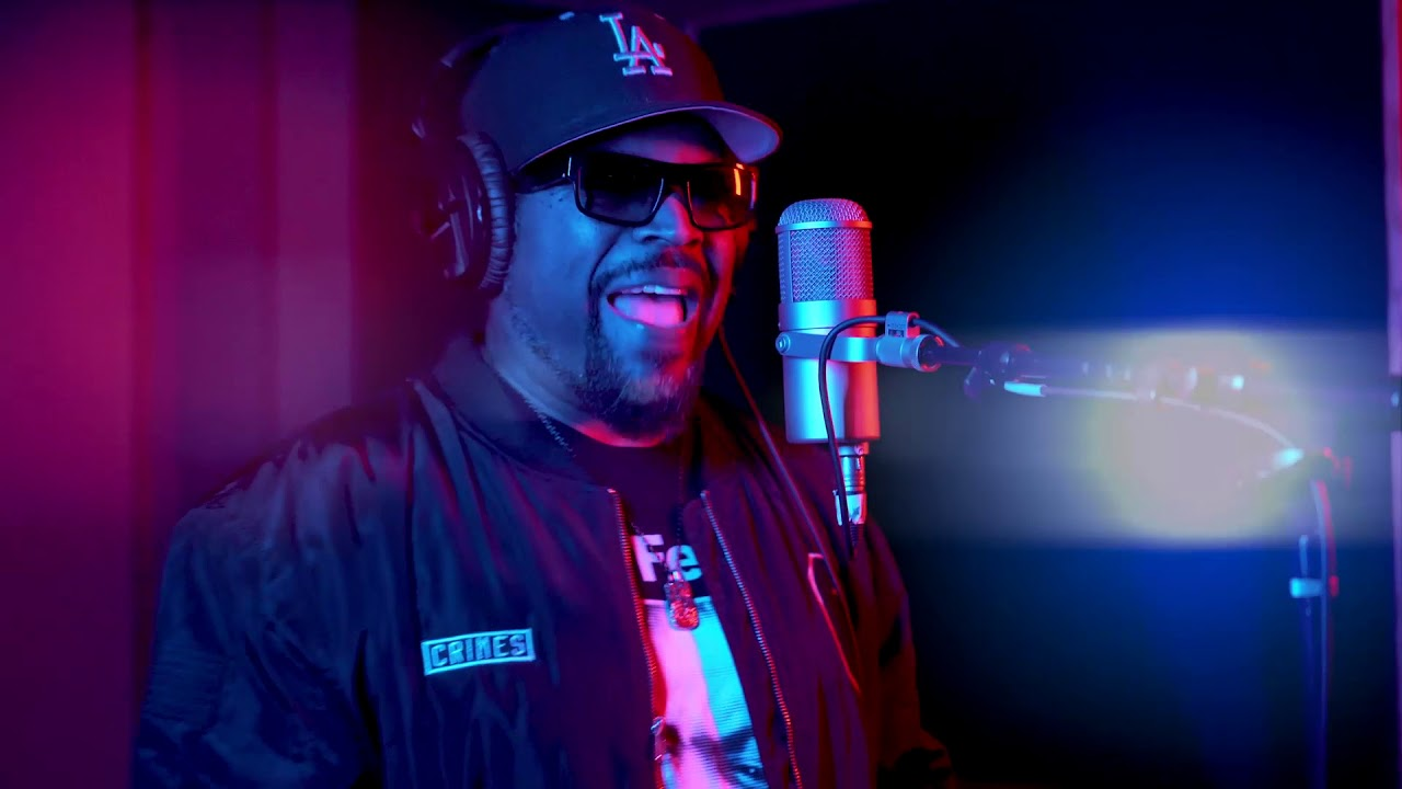 "Ice Cube lanza un teaser increíble ""Arrest The President"""