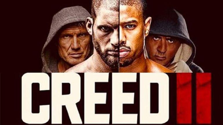 La banda sonora de Creed 2 tiene una pinta increíble