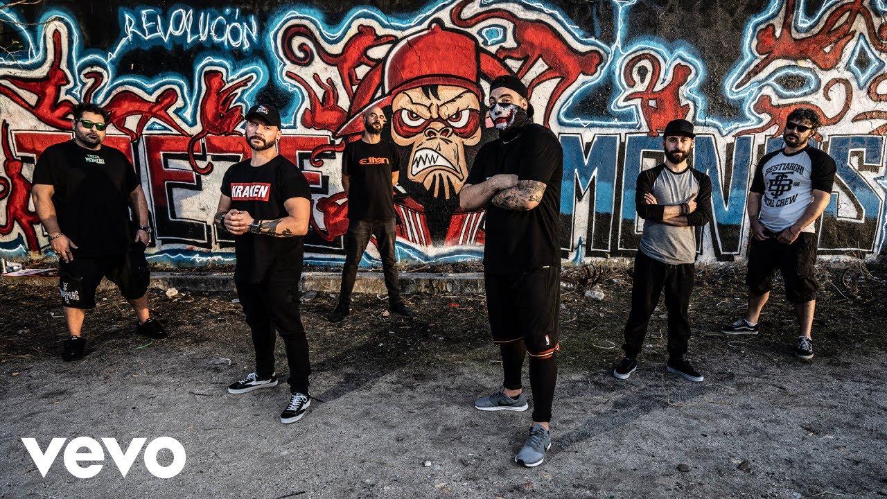 Treze Monos – Mi Revolución ft. Locus