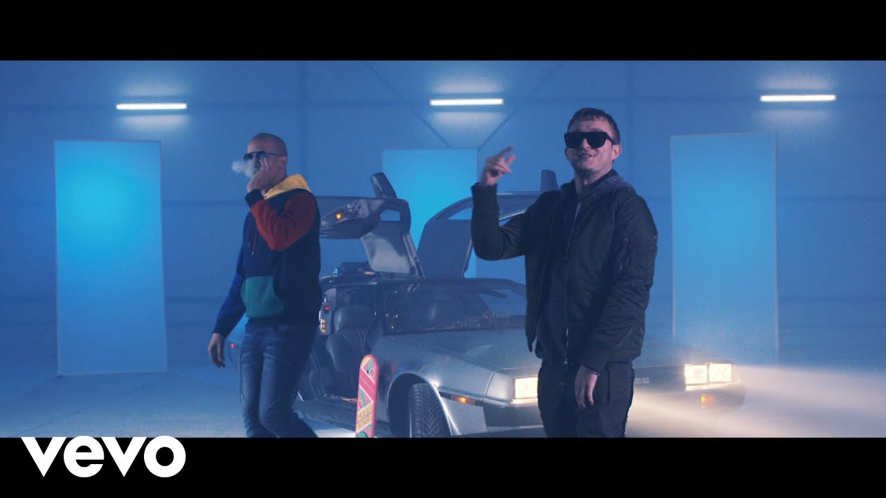 Rim'K ft Vald – DeLorean