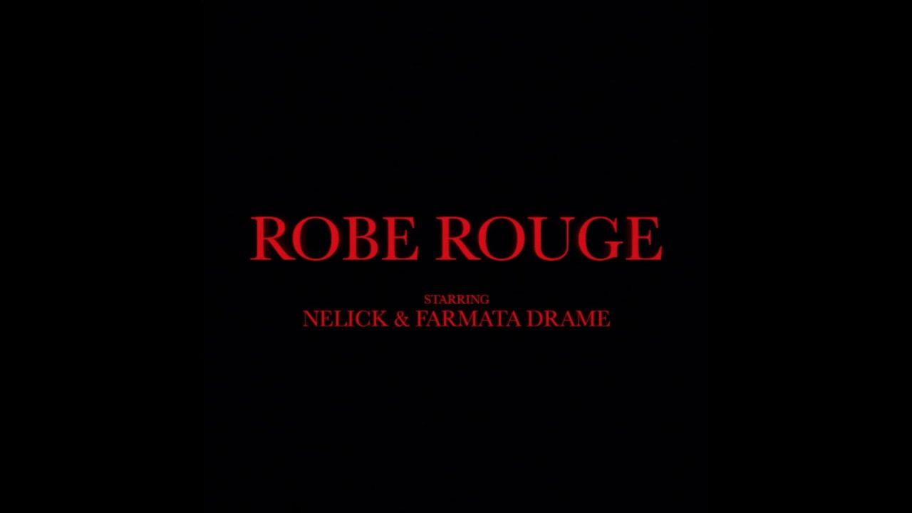 Nelick – Robe Rouge