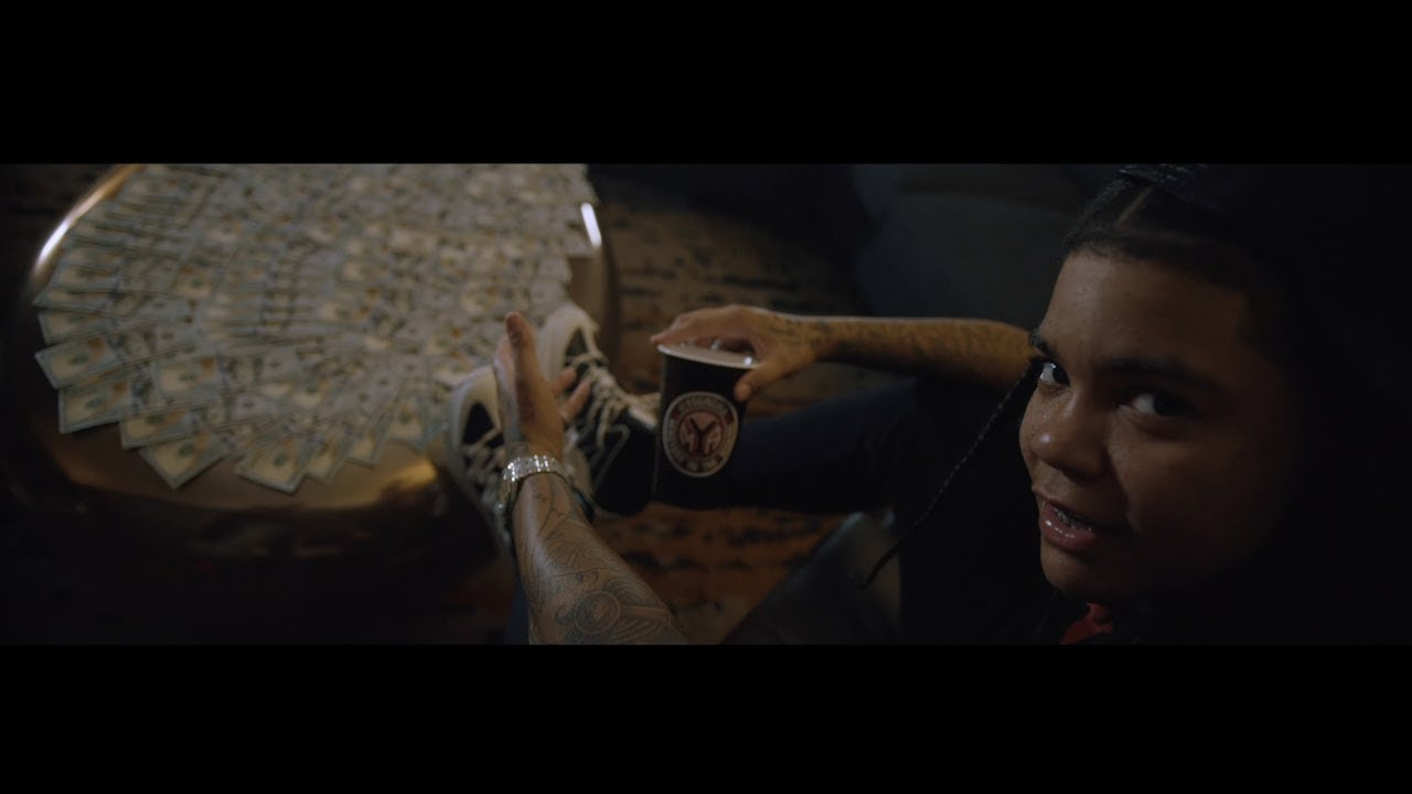 Young M.A – Bleed