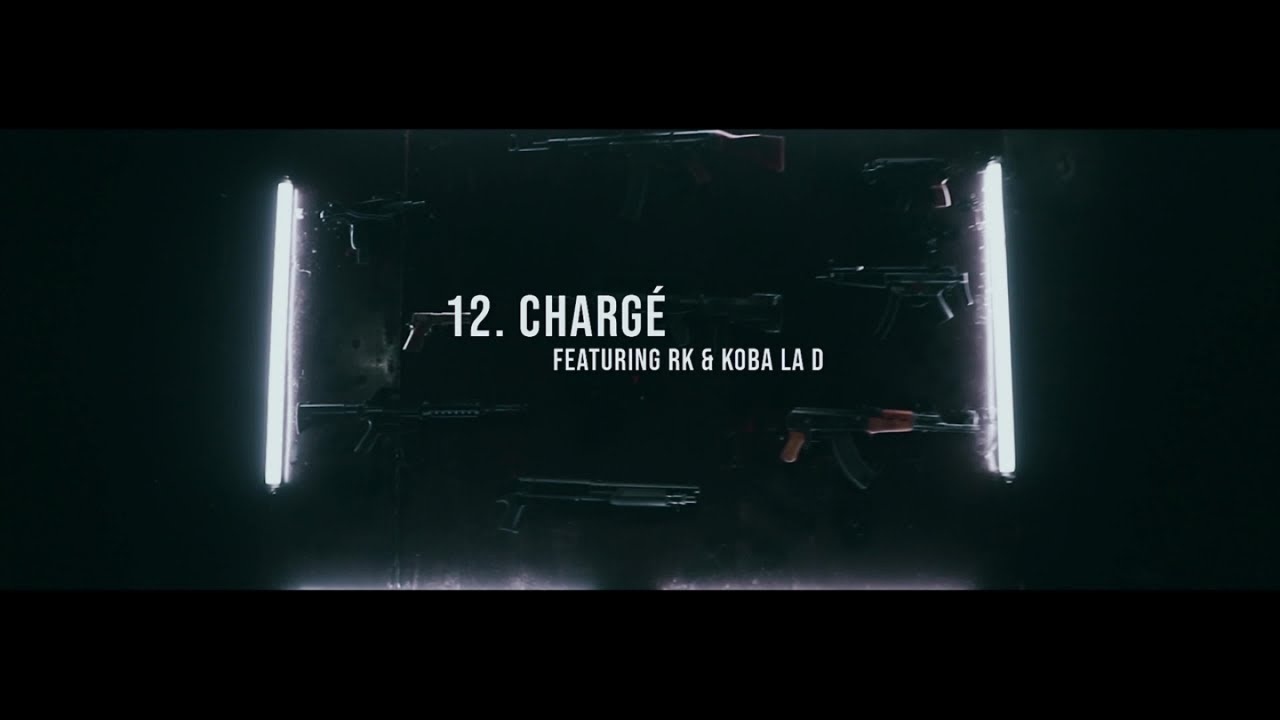GLK ft Koba LaD, RK – Chargé