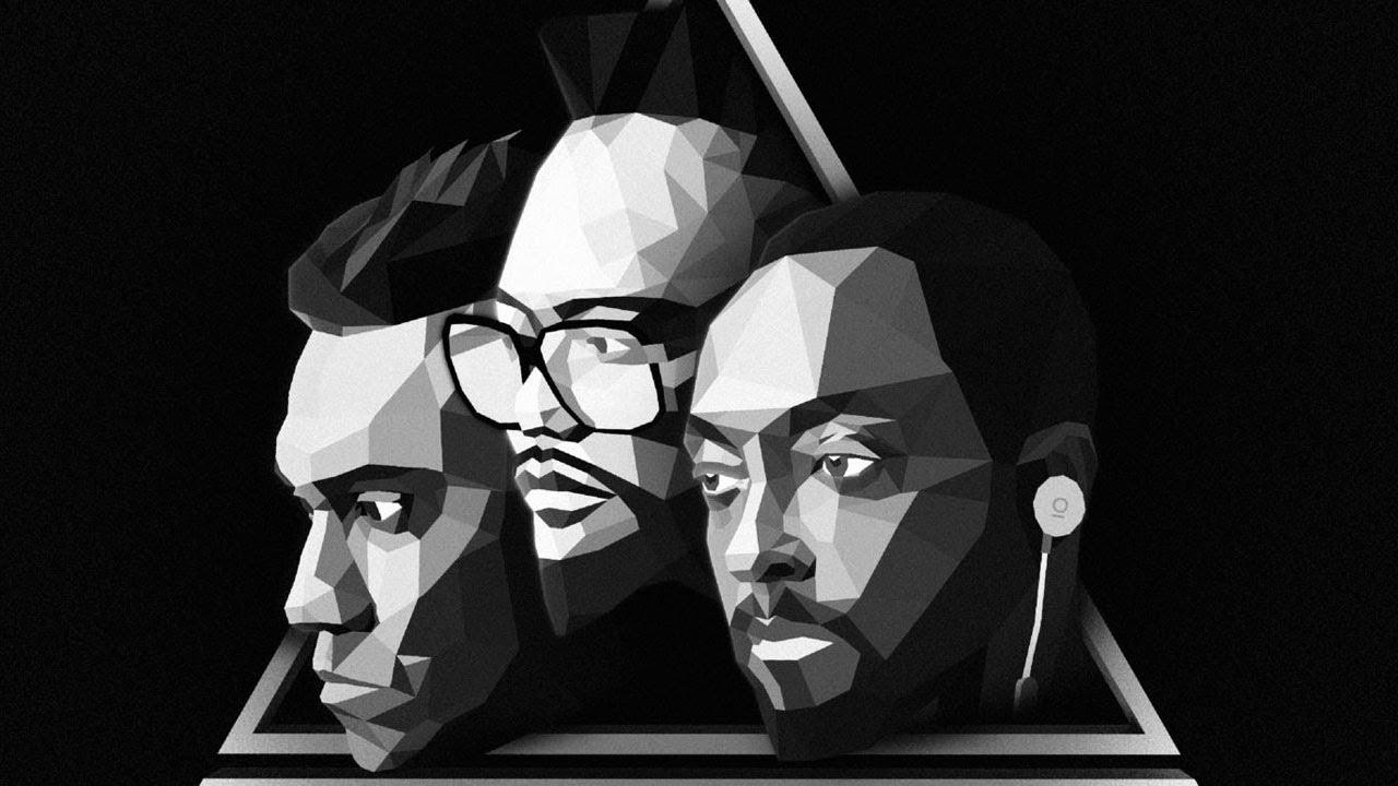 Black Eyed Peas Ft Nas – Back 2 Hip Hop