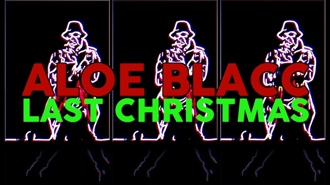 Aloe Blacc – Last Christmas