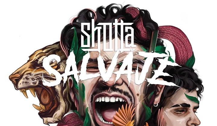 Ya podéis escuchar el nuevo disco de Shotta