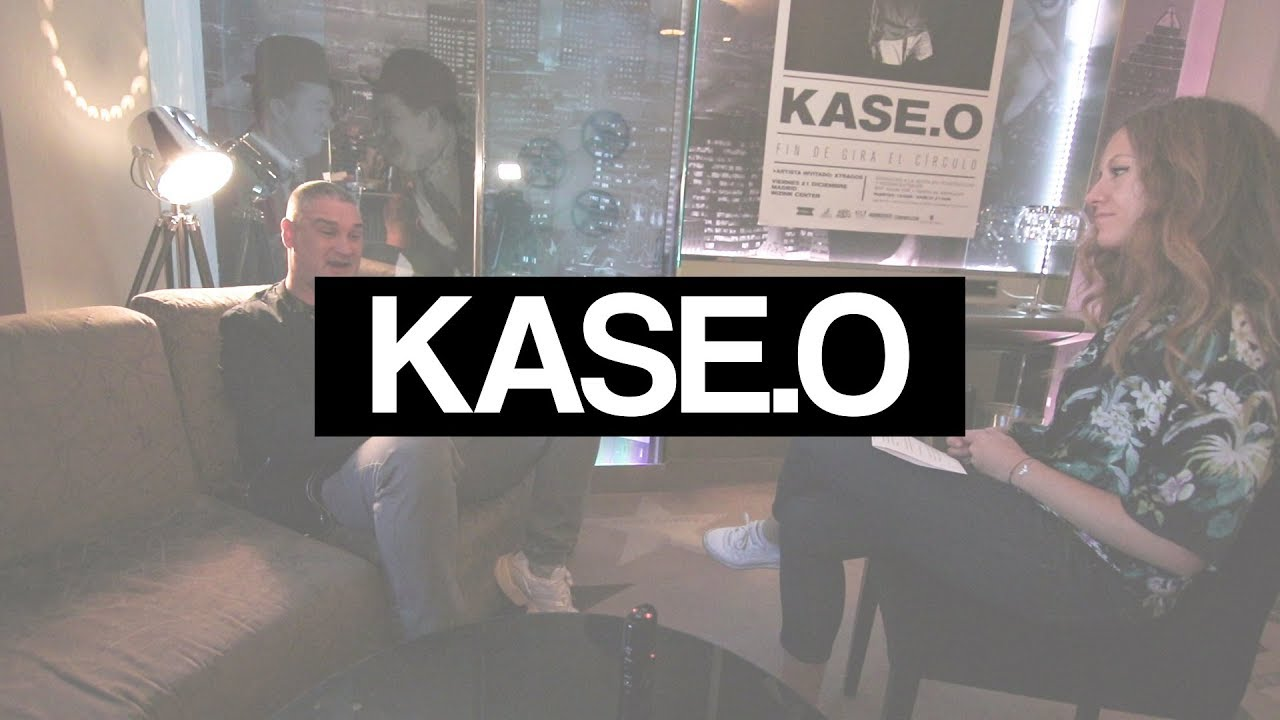 Entrevista KASE.O en Vatios Vatios