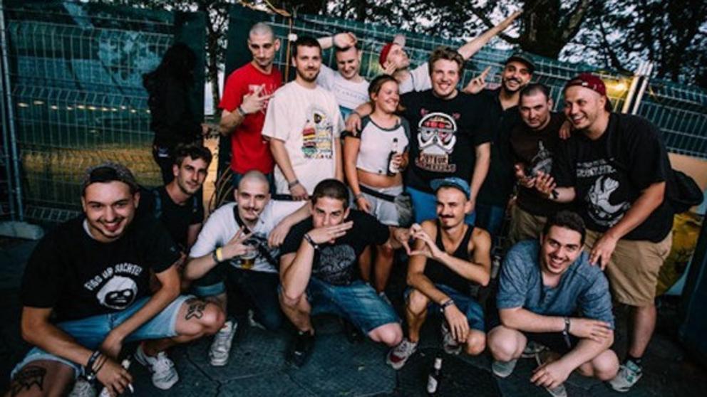 Un grupo de rap suizo es condenado por insultar a una política en una canción