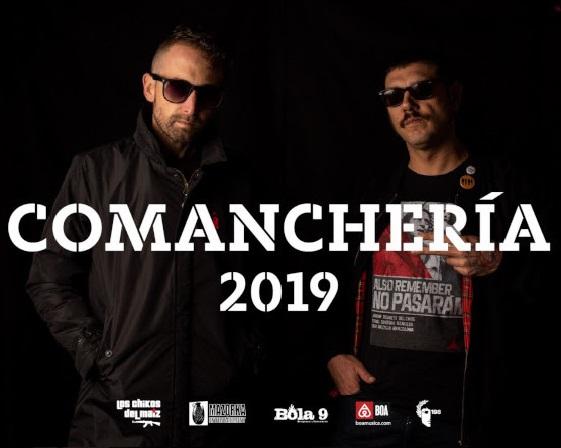 Los Chikos del Maíz vuelven en 2019 con Comanchería