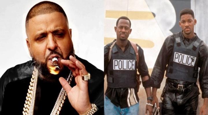 Dj Khaled participará en Bad Boy 3