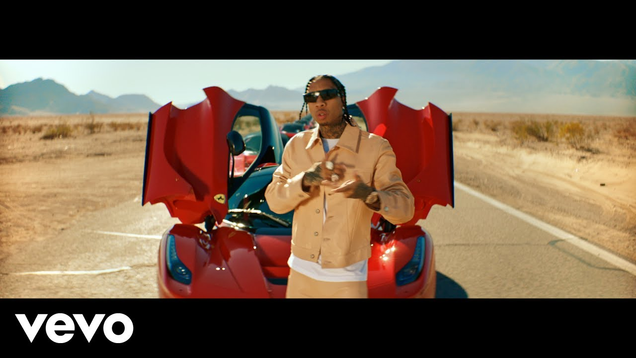 Tyga – Floss In The Bank