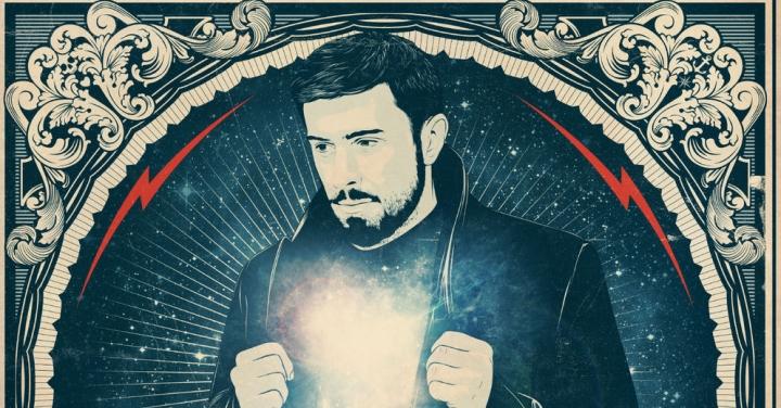 Ya podéis escuchar el nuevo disco de Rayden titulado «Sinónimo»