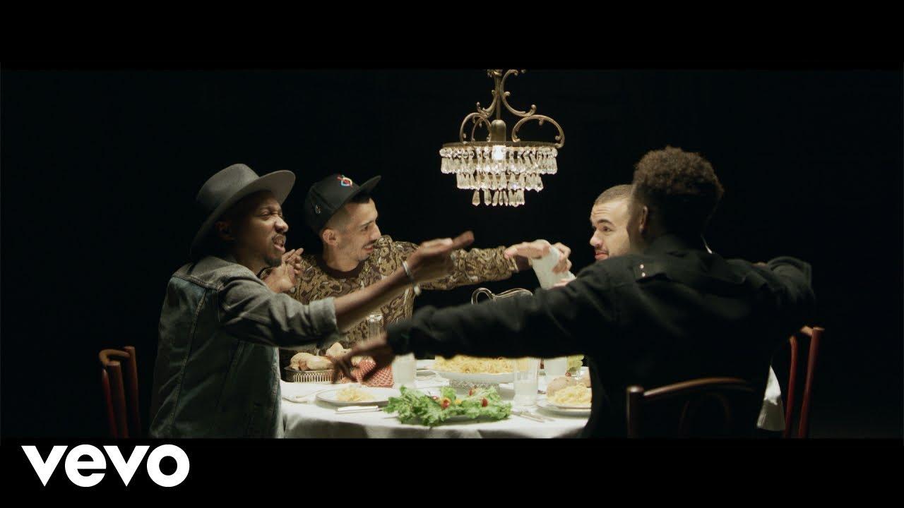 Bigflo & Oli ft Soprano, Black M – C'est que du rap