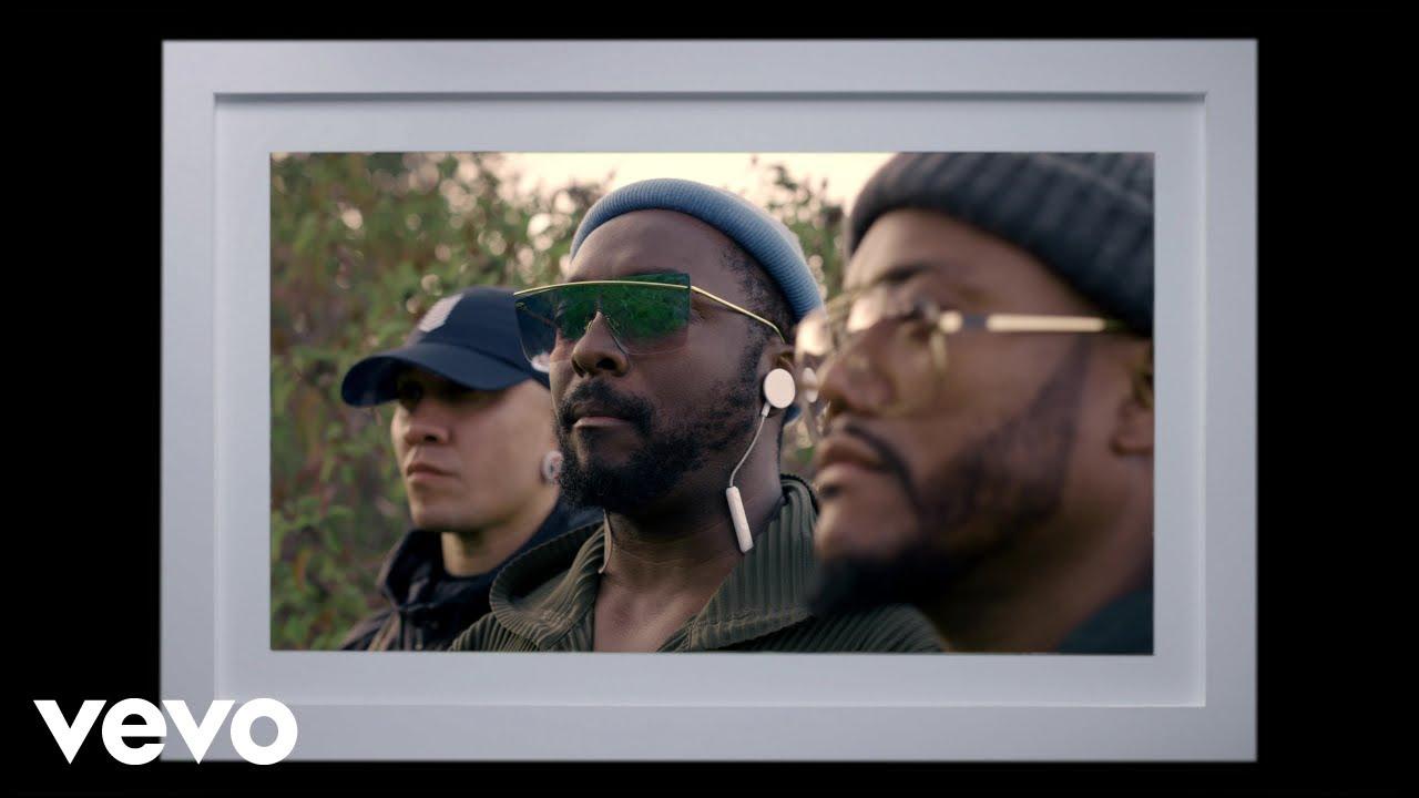 The Black Eyed Peas – Vibrations pt.1 pt.2