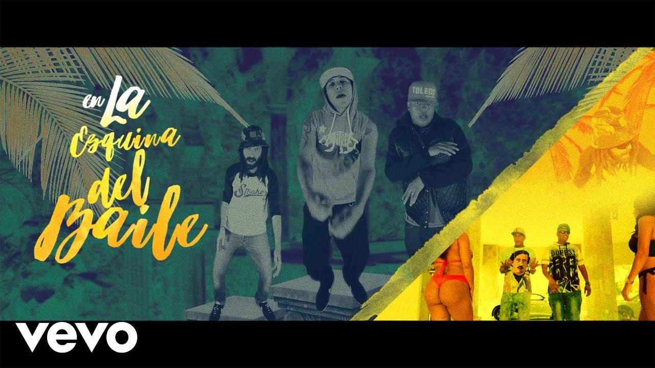 C-Kan & Pipo Ti Ft Toledo – En La Esquina Del Baile
