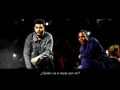 Kendrick Lamar Ft The Weeknd – Pray For Me (Sub. Español)