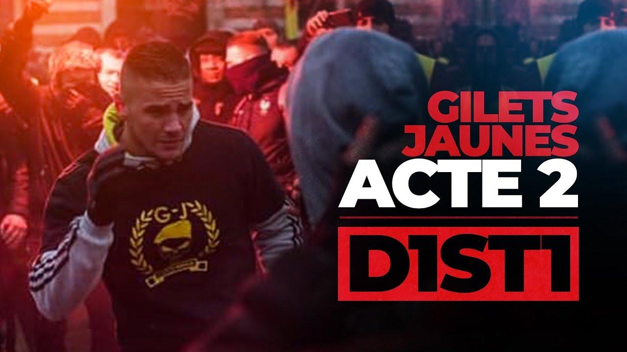 D1ST1 – Gilets Jaunes Acte 2