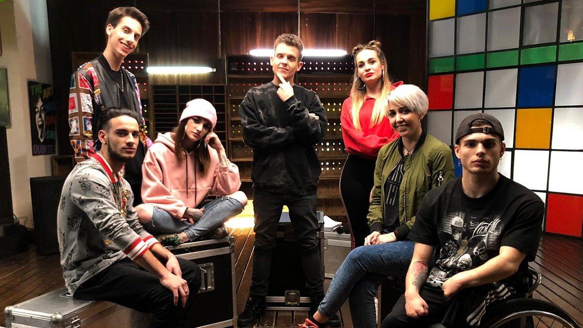 Arkano presenta un nuevo programa en TVE