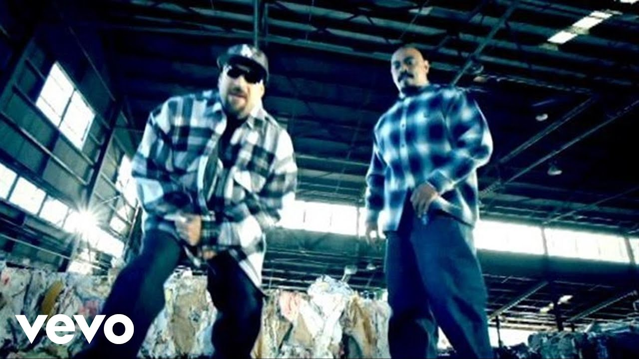 Cypress Hill Ft Young De – It Ain't Nothin'