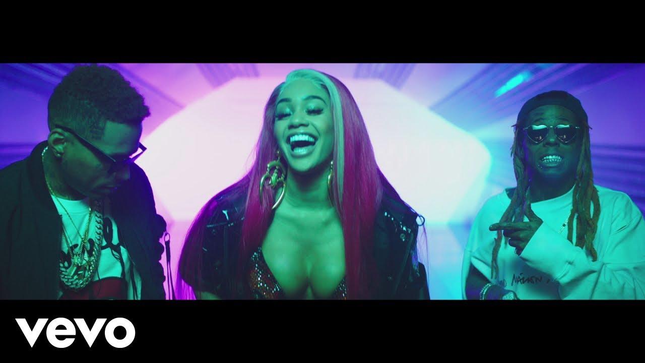 Kid Ink Ft Lil Wayne &  Saweetie  – YUSO