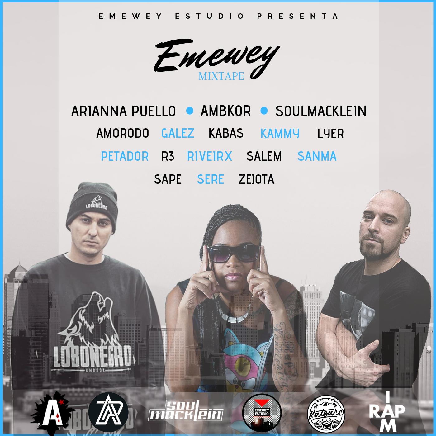 Por fin podéis descargar la mixtape de Emewey Estudio