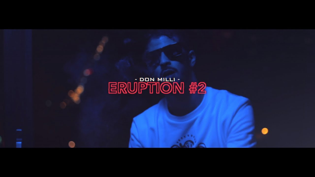 Don Milli – Eruption #2