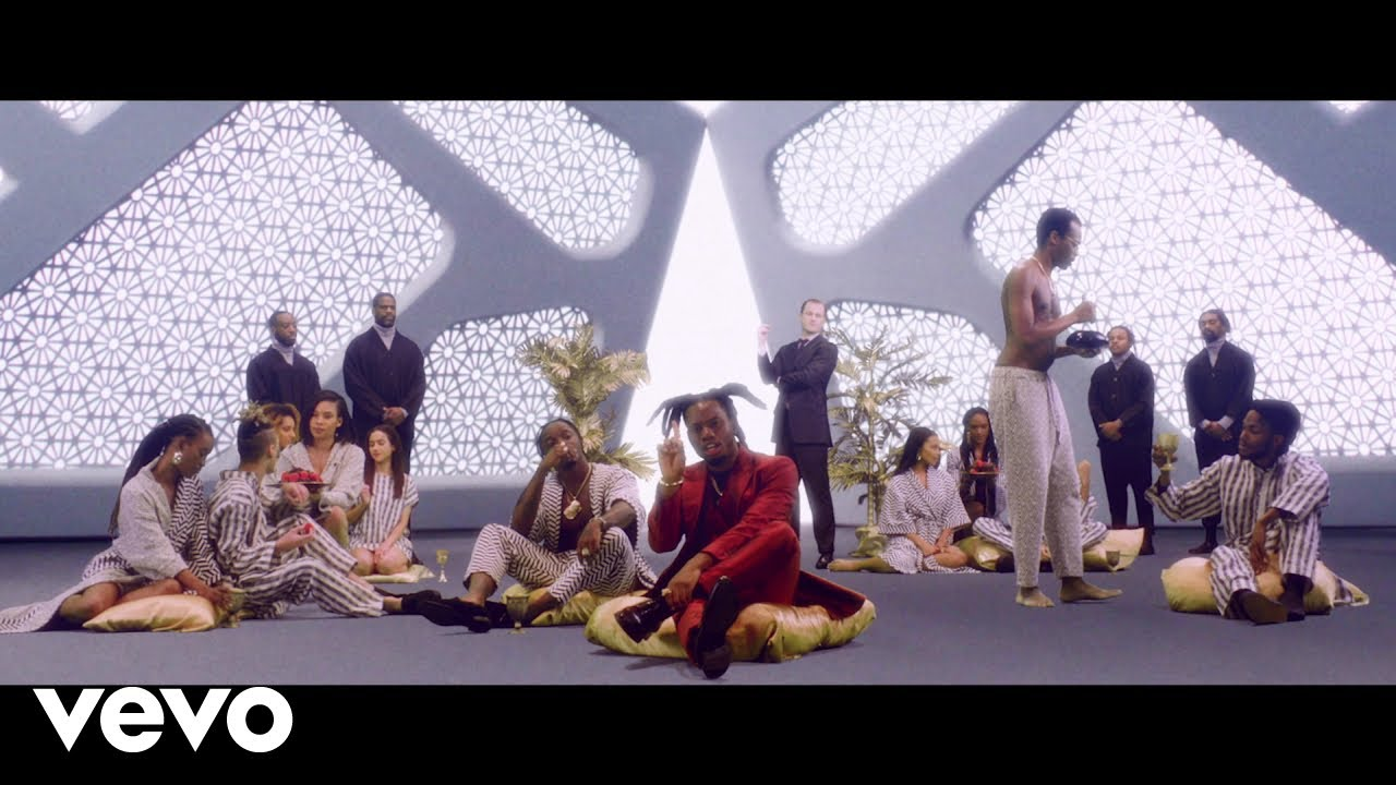 Denzel Curry Ft Twelve´le & Goldlink – Black Balloons