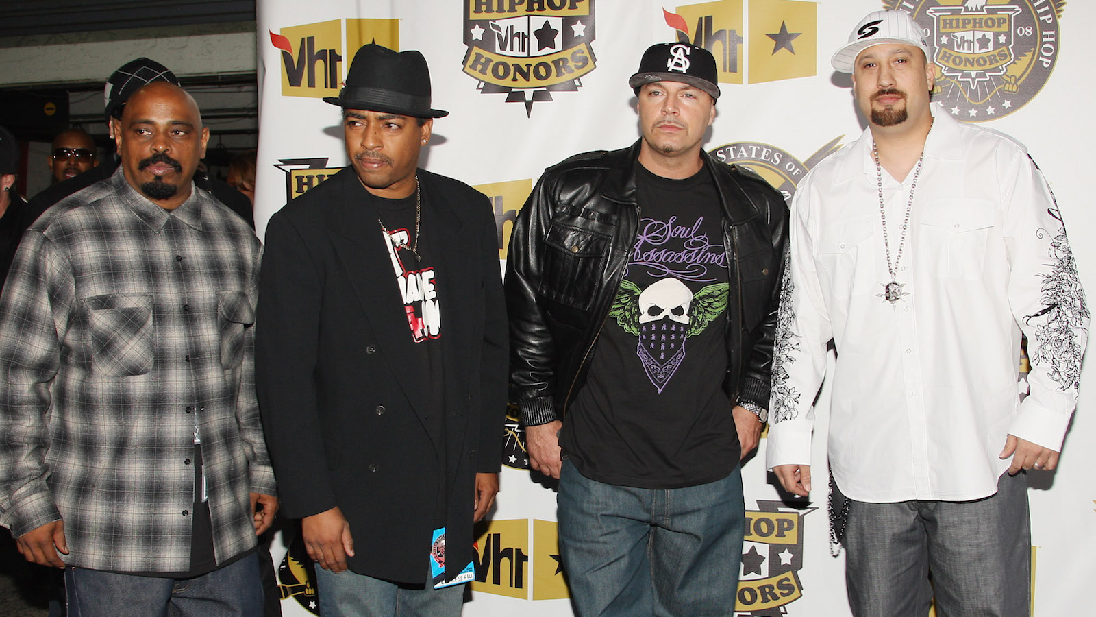 Cypress Hill hace historia, recibiendo una estrella en el Hollywood Walk Of Fame