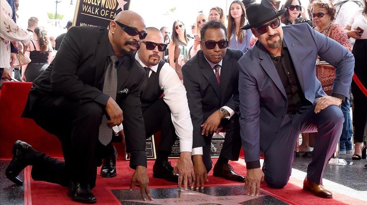 Cypress Hill ya tiene su estrella en el Paseo de la Fama