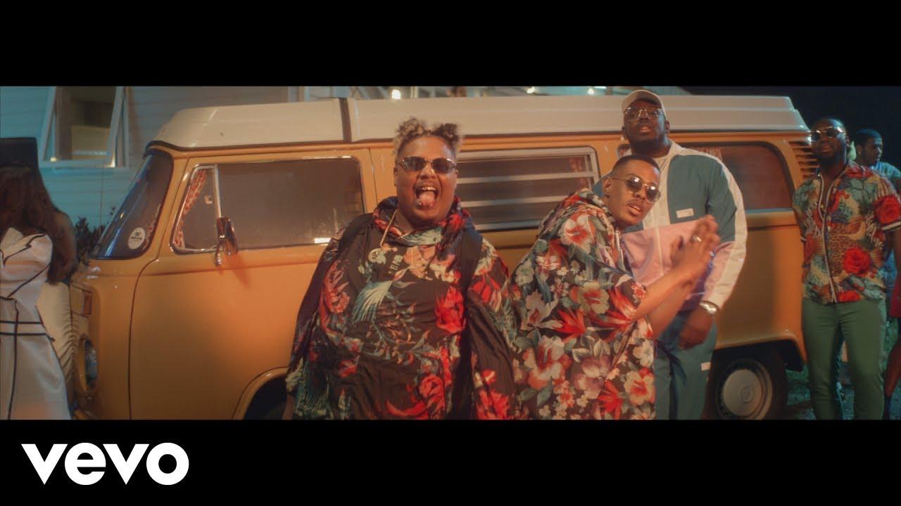Dr. Yaro & La Folie ft Naza & Keblack – Ça va bien se passer