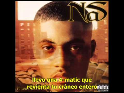Nas Ft AZ – Life's a Bitch (Sub. Español)