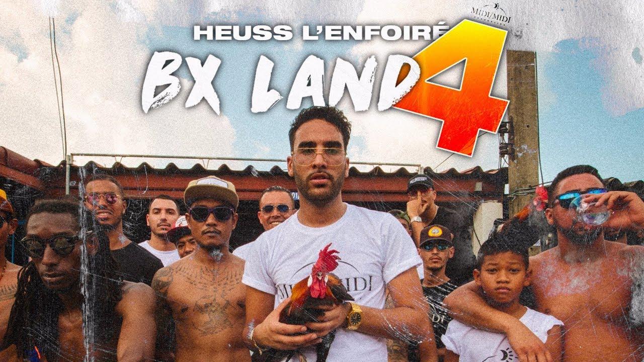 Heuss L'enfoiré – BX Land #4