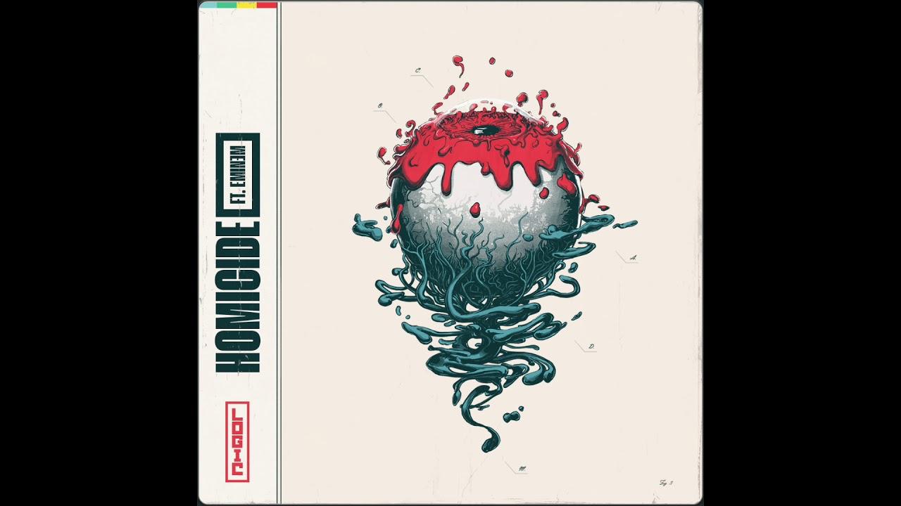 Logic – Homicide (feat. Eminem) (Official Audio)
