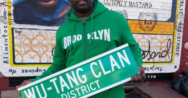 Wu-Tang Clan ya tiene su propia calle