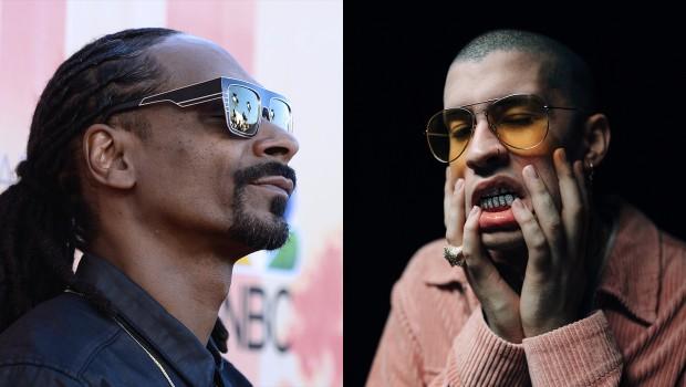 Snoop Dogg confirma que grabará con Bad Bunny
