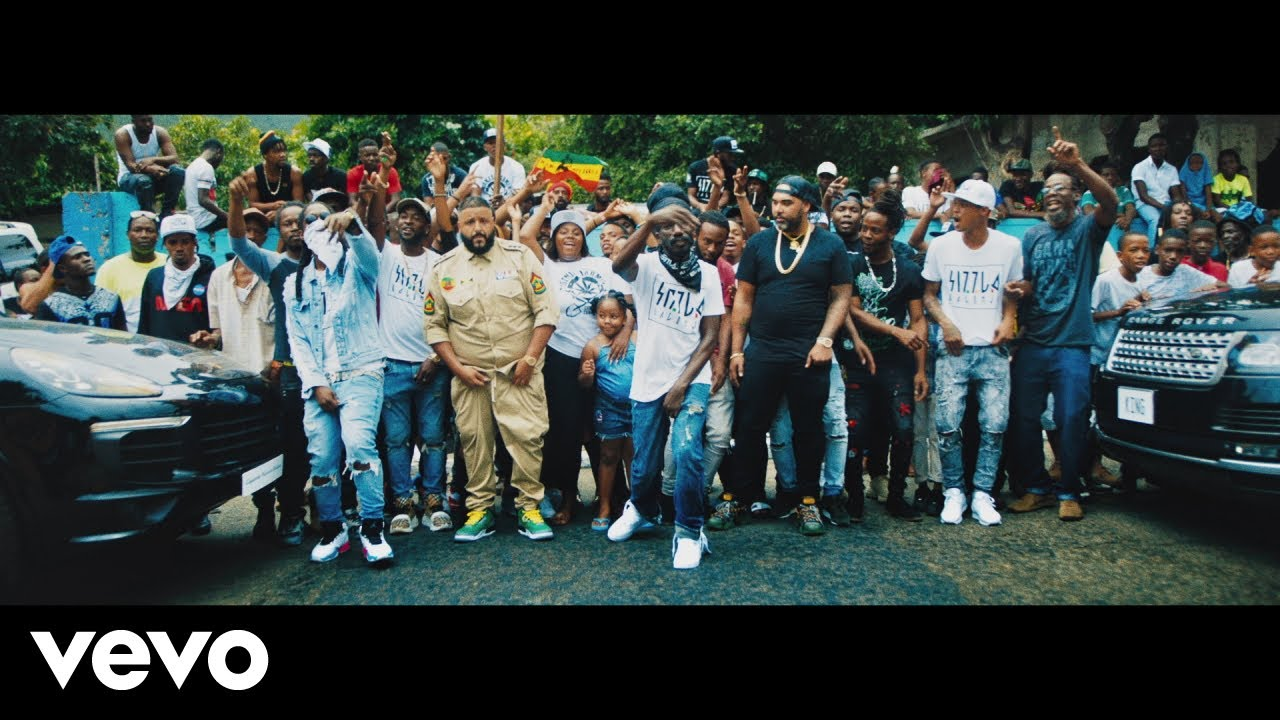 DJ Khaled Ft Buju Banton, Sizzla, Mavado & 070 Shake – Holy Mountain