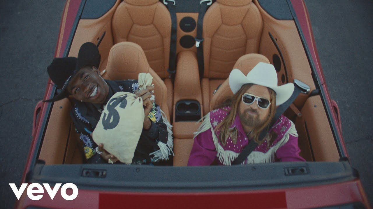 Lil Nas X Ft Billy Ray Cyrus – Old Town Road