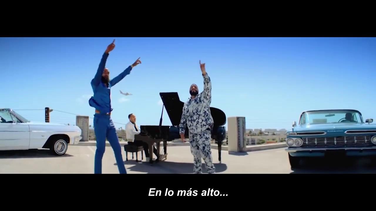 DJ Khaled Ft Nipsey Hussle & John Legend – Higher (Sub. Español)