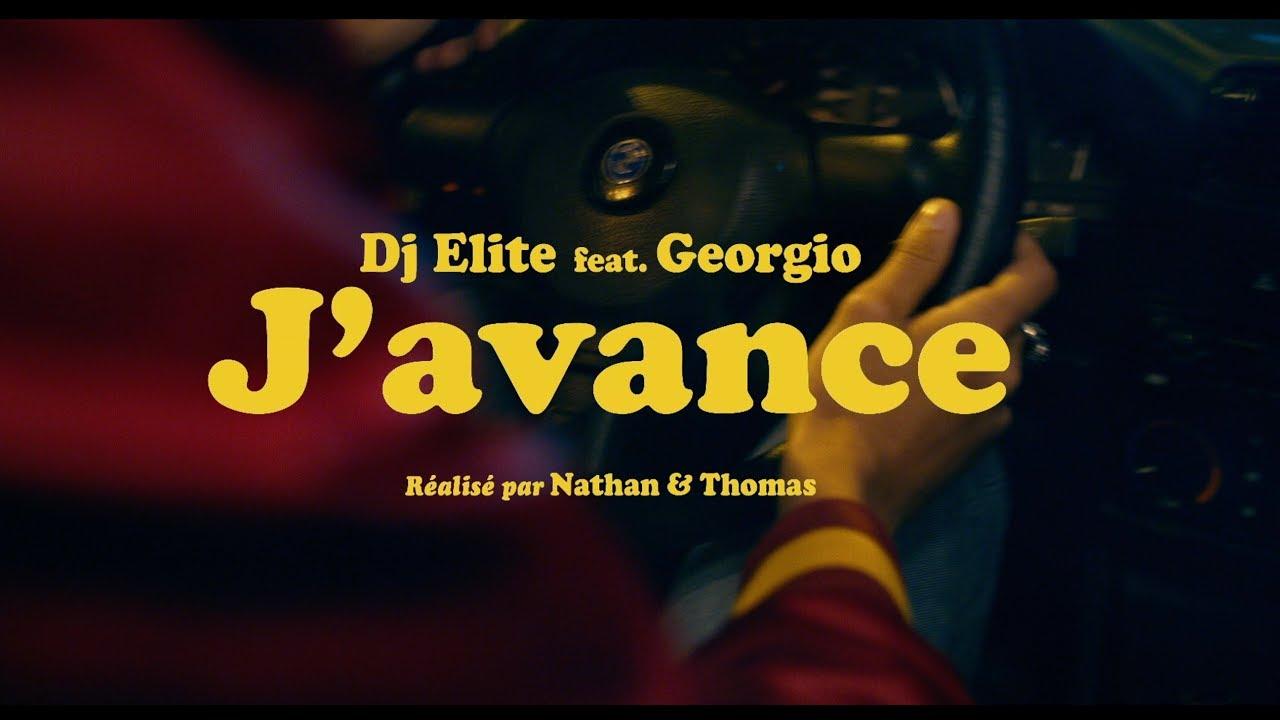 Dj Elite ft Georgio – J'avance