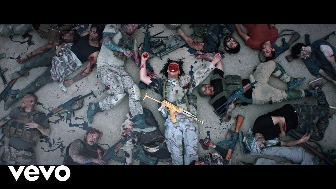 Trippie Redd – Under Enemy Arms