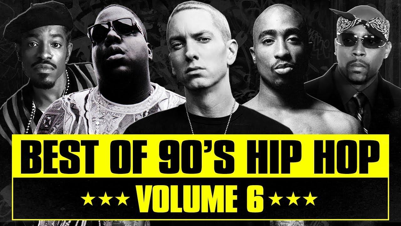 Best of Old School Rap Songs – 90's Hip Hop Mix #06
