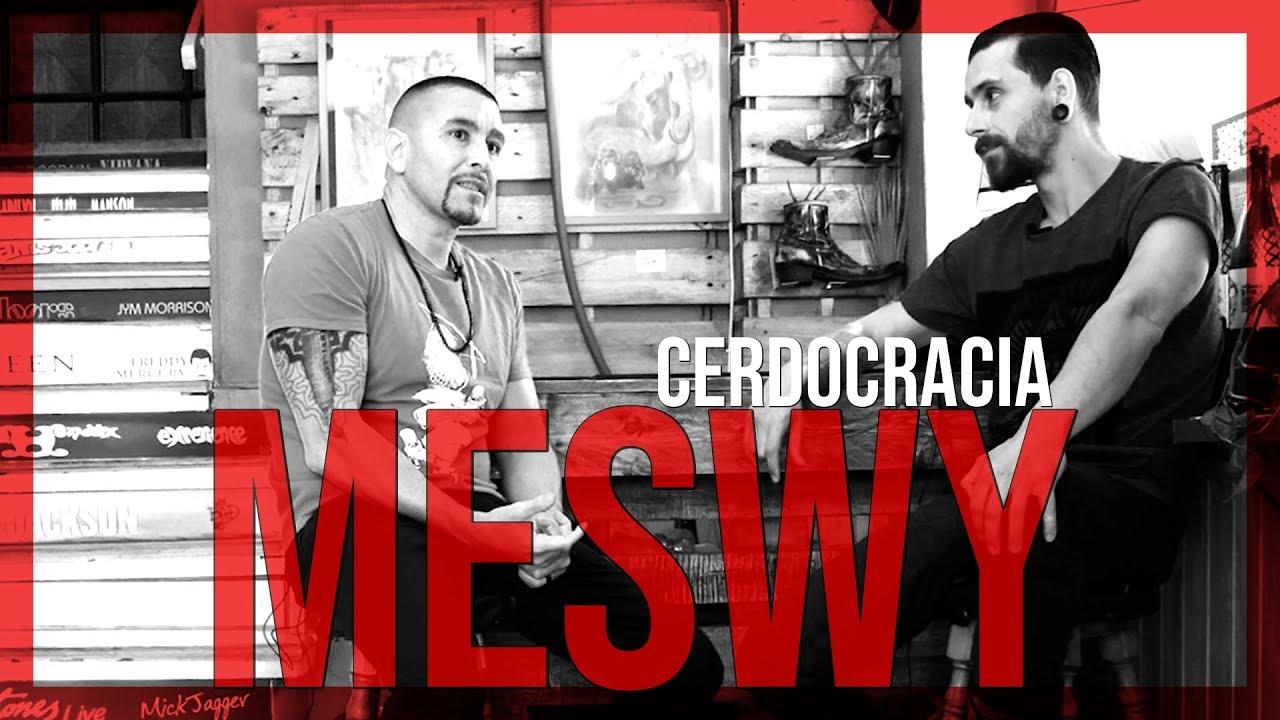Esta es una de las mejores entrevistas que veréis de El Meswy