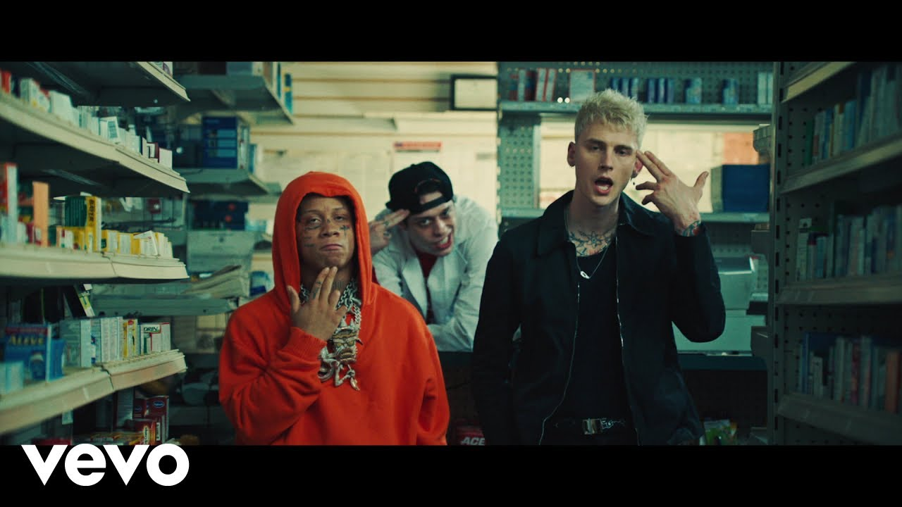 Machine Gun Kelly Ft Trippie Redd – Candy