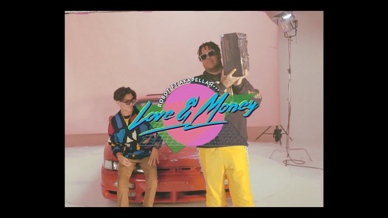 Robot Ft Akapellah – Love & Money