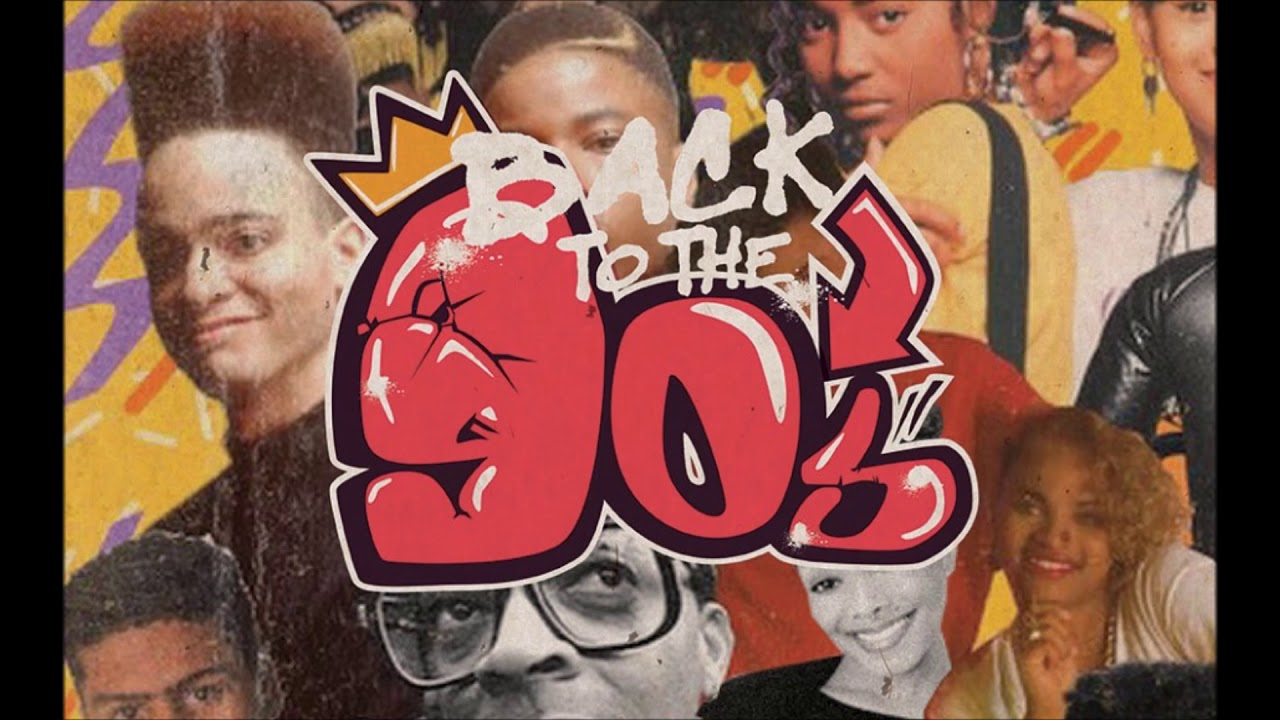 Back to the 90´s.. | Hip Hop & New Jack Swing Special Mix..
