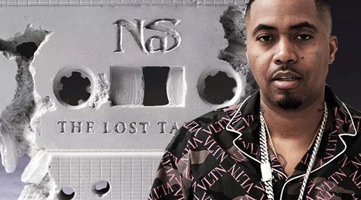 Ya podéis flipar con el nuevo disco de Nas, «The Lost Tapes 2»
