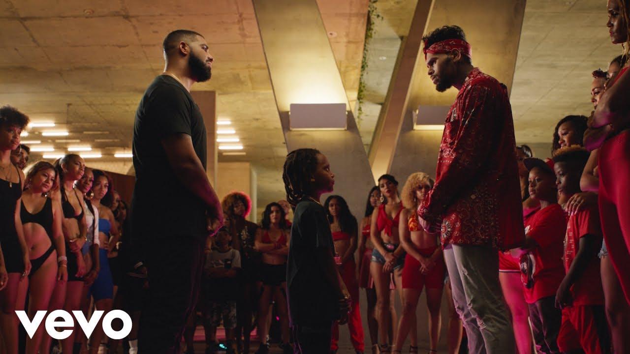 Chris Brown Ft Drake – No Guidance