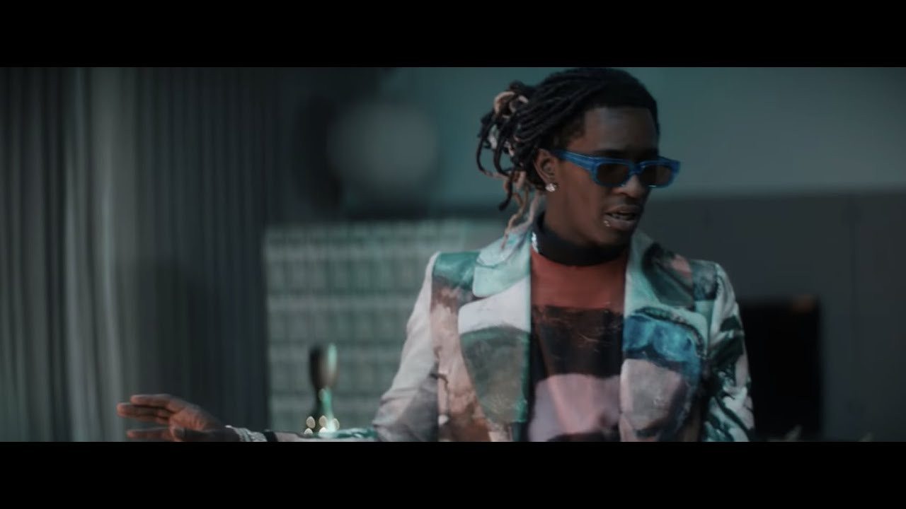 Young Thug Ft J. Cole & Travis Scott – The London