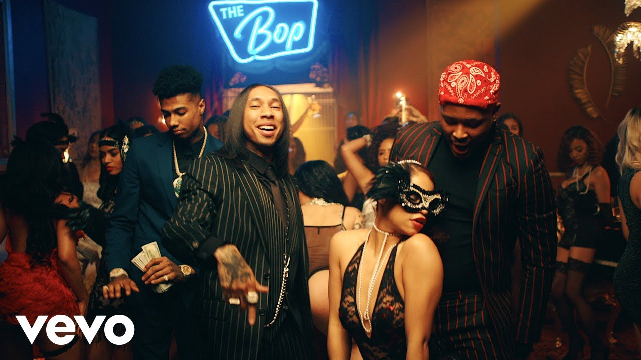 Tyga Ft YG & Blueface – Bop