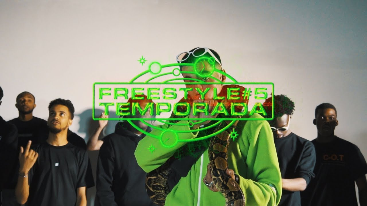 Tengo John ft Captaine Roshi & Cinco – Freestyle Temporada #5
